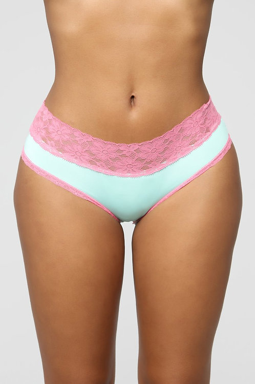 Cotton Candy Hipster Panty