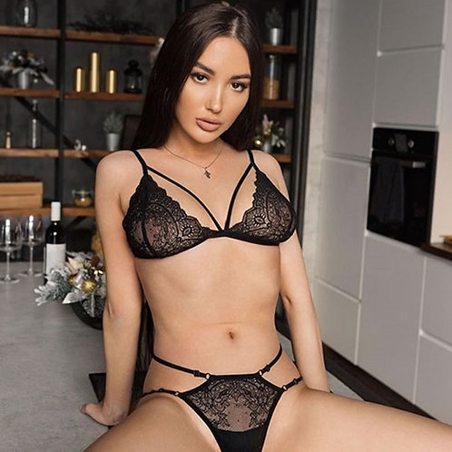 Erotic Dream Bra Set