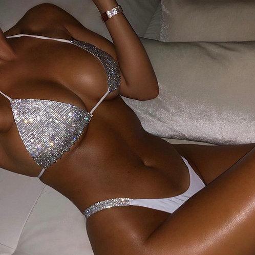 Crystal Crave Bikini Set