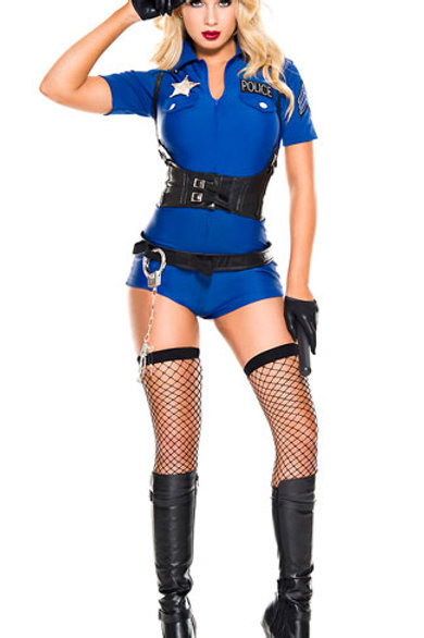 Sexy Officer