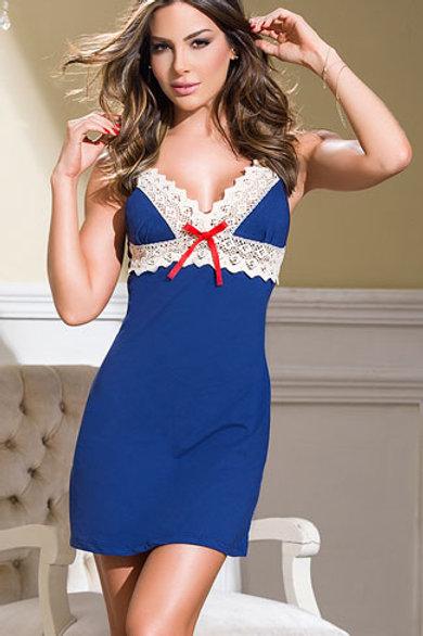 Crochet Nightgown