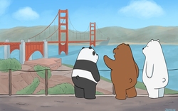 Bears at the Bridge