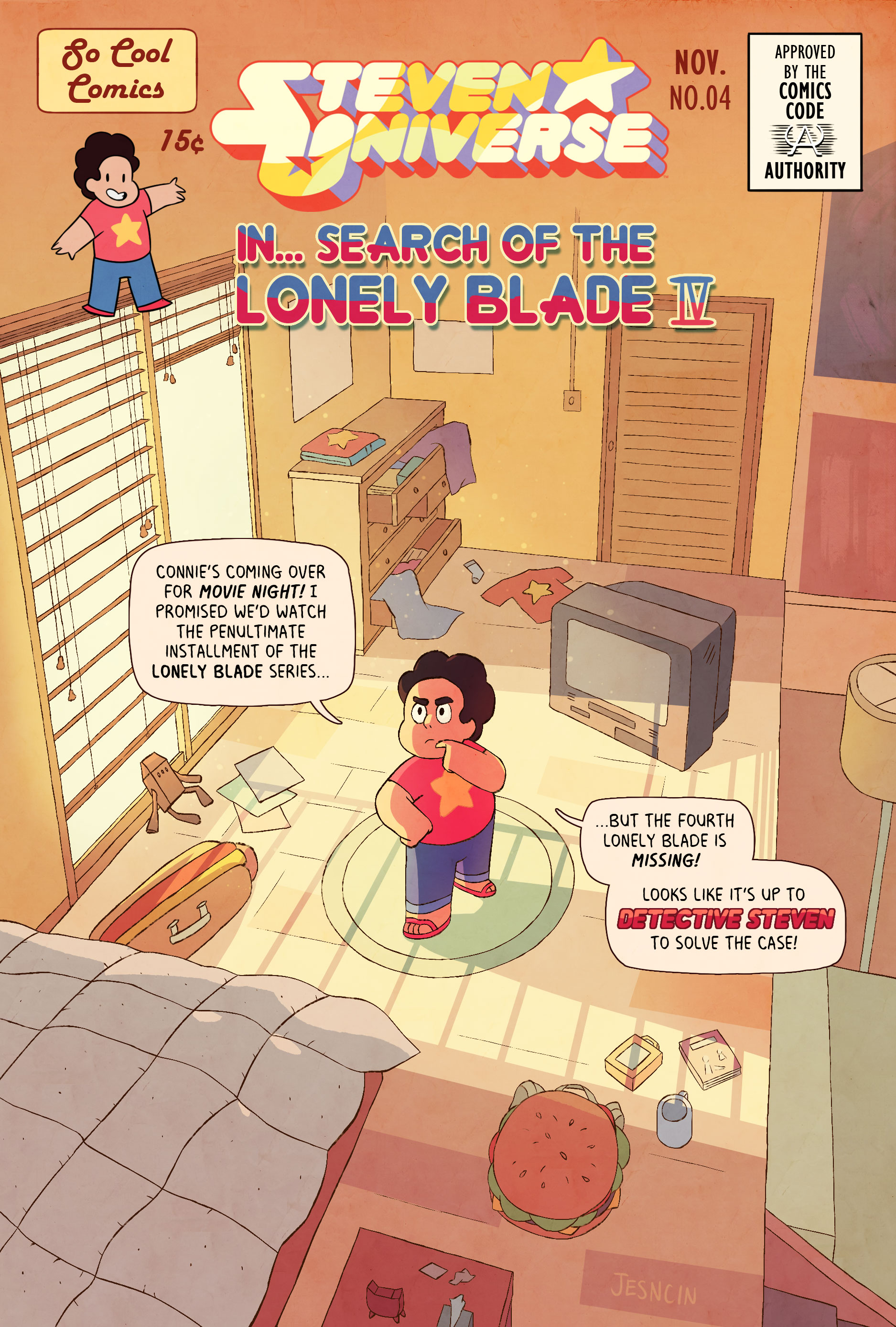Classic Steven Universe Cover