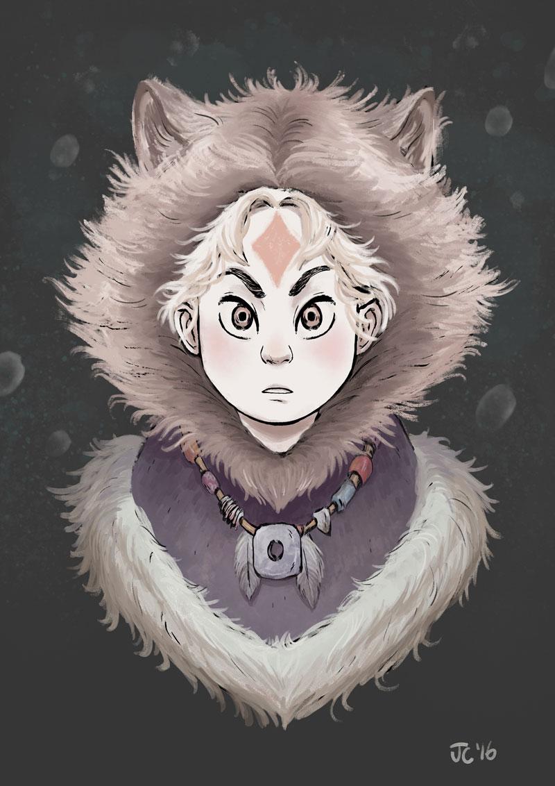 Permafrost Hunter