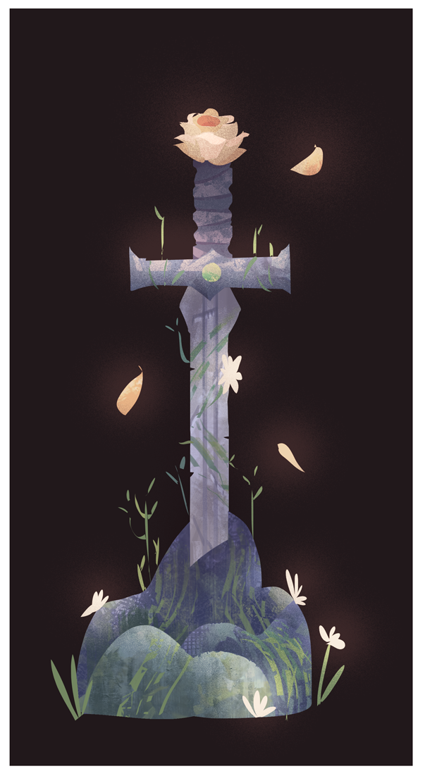 Abandoned Force: Sword Stone
