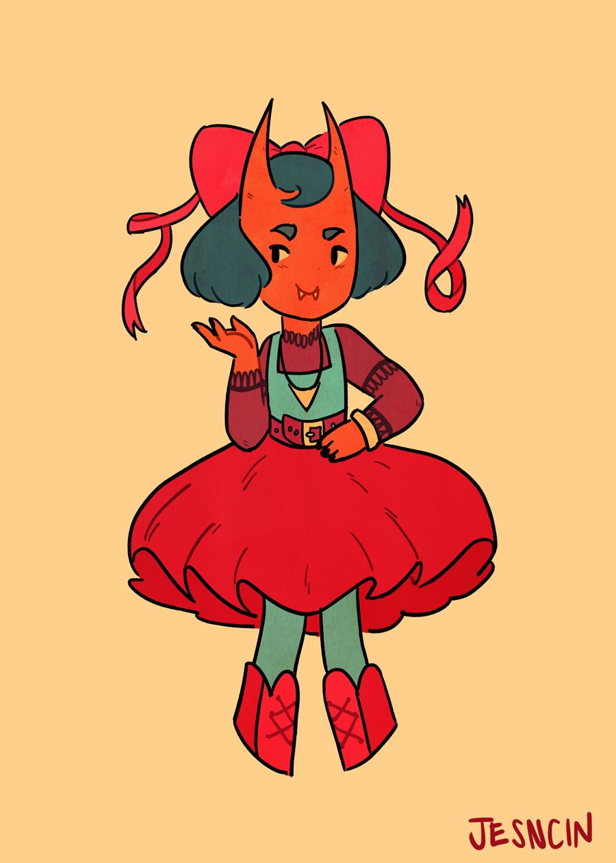 Cheeky Devil