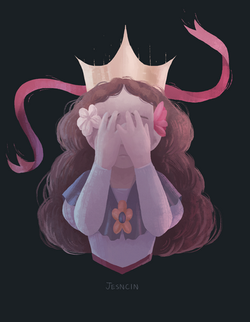 Sad Princess