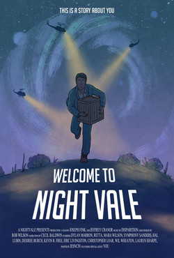 Nightvale Movie Poster