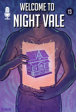 Nightvale Modern Cover