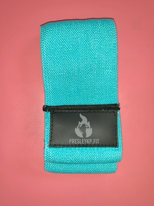 Teal Glute Bands