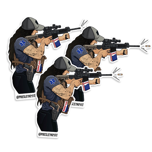 B.A.D.A.S.S. STICKERS