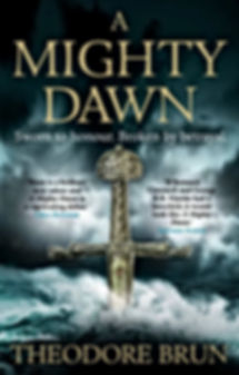 A Mighty Dawn book cover