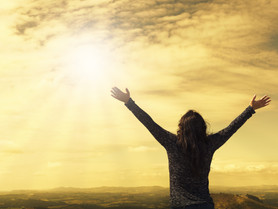 Pentecost Sunday - Seeking God in Prayer