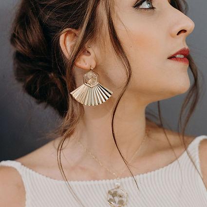 bijoux lyon boucle d'oreille bijoux mariage bijoux femme personnalise