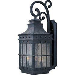 4-Light Outdoor Wall Lantern