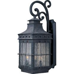 4-Light Outdoor Wall Lantern