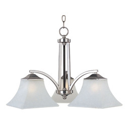 Aurora 3-Light Chandelier