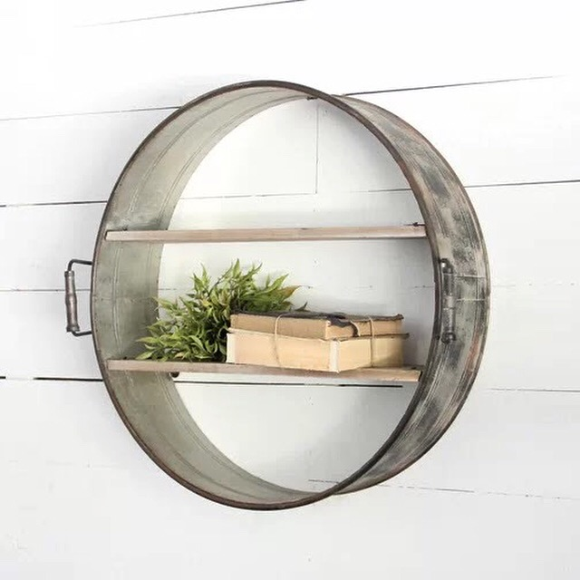Drum Shelf, $138