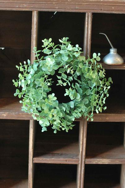 Cider Gum Eucalyptus Mini Wreath