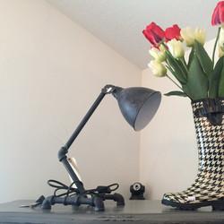 Swing Arm Table Lamp $68