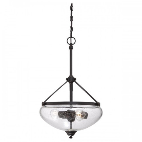 3-Light Pendant Light Fixture