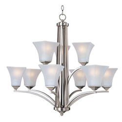 Aurora 9-Light Chandelier