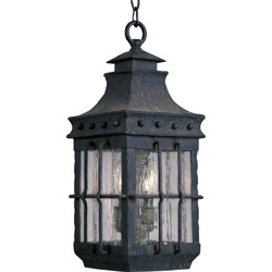3-Light Outdoor Hanging Lantern