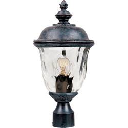 Carriage House VX 1-Light Outdoor Pole/Post Lantern 40426WGOB