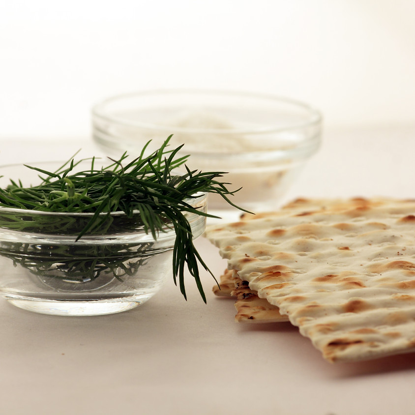 SOLD OUT - Not Your Mother's Passover Dinner ~ 7 PM