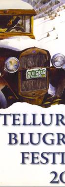 Article for Planet Bluegrass Program
