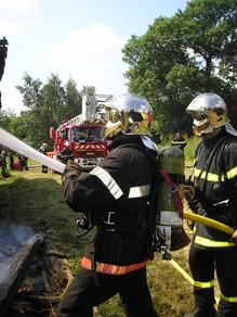 Pompiers, Police, Assureurs