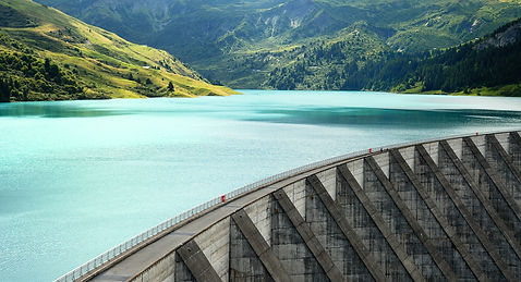Surveillance barrage, monitoring barrage