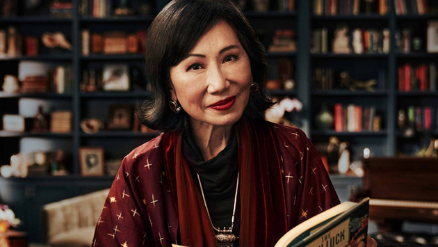 Amy Tan's MasterClass