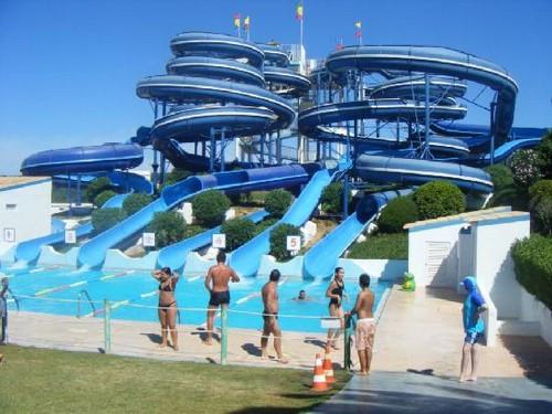 Aqualand de Saint Cyprien