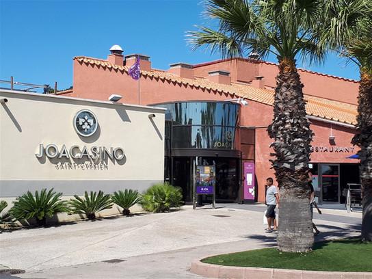 Le casino de Saint Cyprien