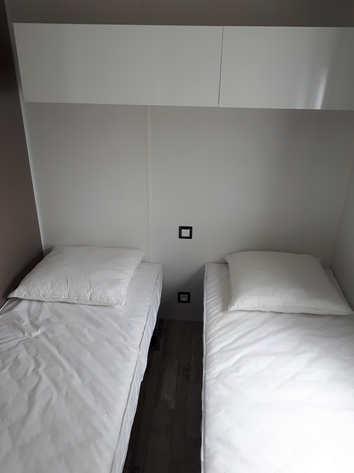 Lits chambre 3