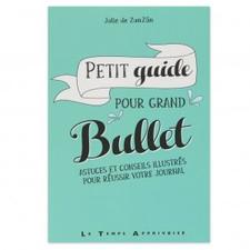 Bouffée d'oxygène - Bullet Journal