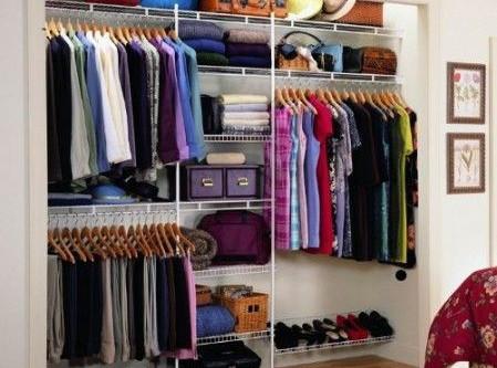 Maximize your closet space