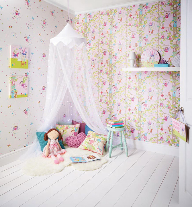 Комната ребенка – это его мир!