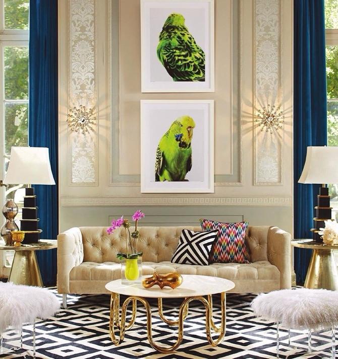 Джонатан Адлер — один из самых знаменитых дизайнеров.