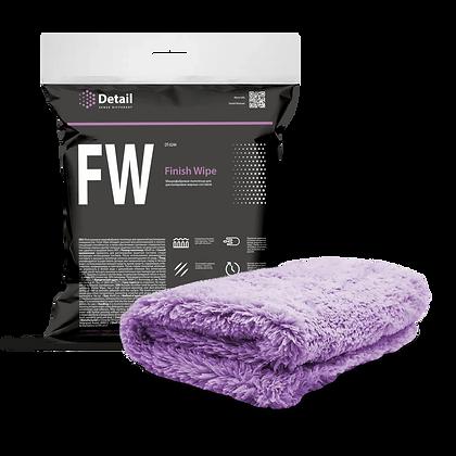 Finish Wipe (FW) Microfibre Cloth