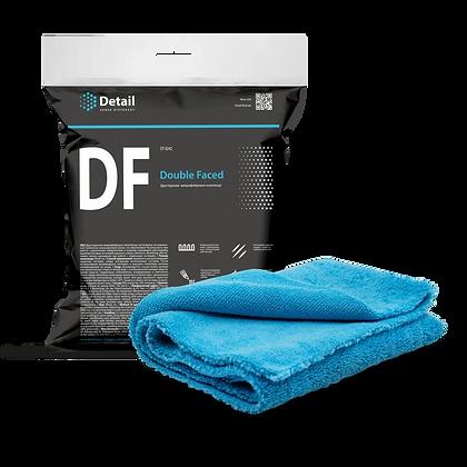 Double Faced (DF) Microfibre Cloth
