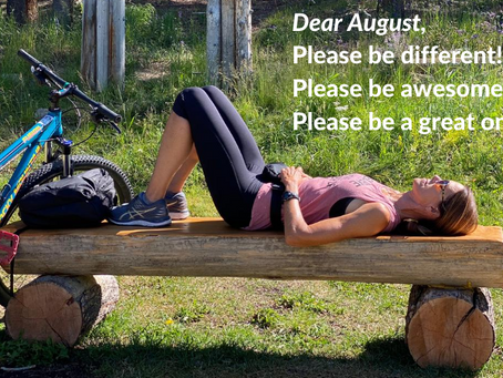 Thank You, August (I think)