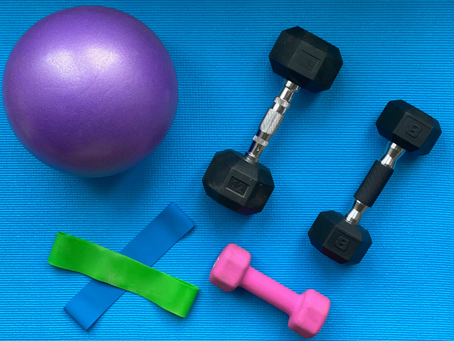 Our At-Home Workout Equipment Must-Haves