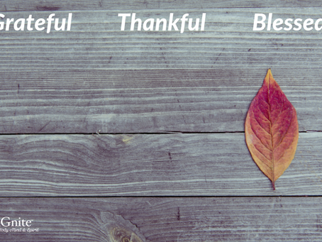 20 Thankful Thoughts