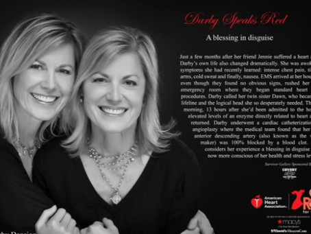 Darby & Jennie: We Never Imagined We'd be Heart Attack Survivors