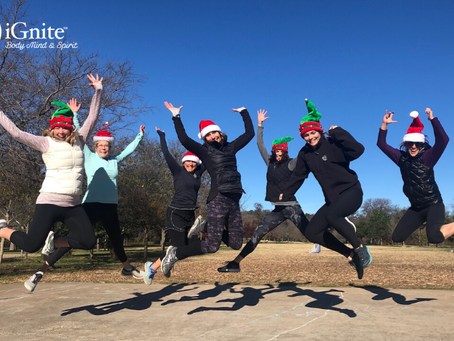 12 Reasons to Participate in Our Holiday Health & FITmas Challenge