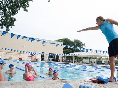 Class Spotlight: Swim Fit & Aqua Fit w/ Sha Klatt