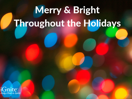 Merry and Bright or Puffy and Tight?