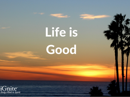 6 Essentials to Living the Good Life